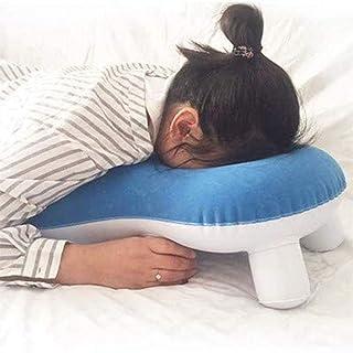 Oreillers de soutien de l'épaule de la tête oreiller face vers le bas, oreiller face vers le bas décollement de la rétine ...