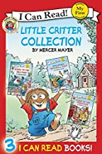 Little Critter Collection: Going to the Firehouse, Going to the Sea Park, Snowball Soup (My First I Can Read)