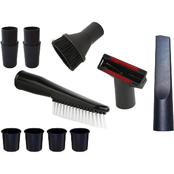 Schneespitze Accesorios para Aspiradoras,Juego de Boquillas Accesorios Fijados Limpieza Boquilla Cepillo para Muebles, AutomóViles, Instrumentos: Amazon.es: Hogar