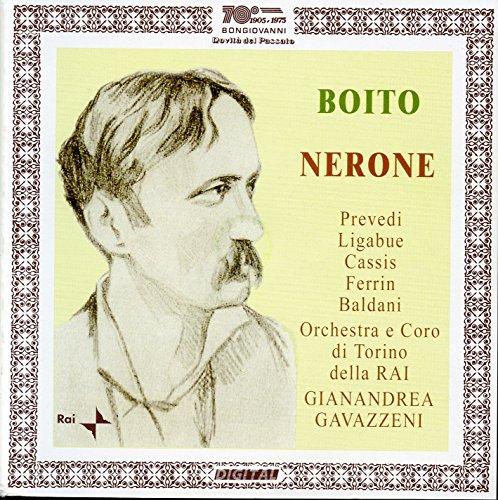 Nerone, Act III: Act III: A me i ligustri, a te l'allor (Rubria, Asteria, A Christian, Chorus)