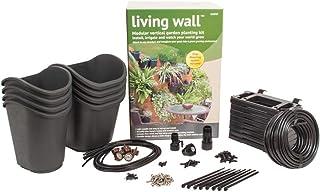 DIG GLW08 Living Wall Modular Kit Vertical Garden, Grey