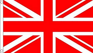Crewe Alexandra Union Jack Flag 5'x3' (150cm x 90cm) - Woven Polyester
