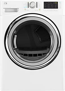Kenmore 81382 White 2681382 7.4 Cubic Feet Electric Dryer with Steam and Includes Delivery and Hookup, cu. ft