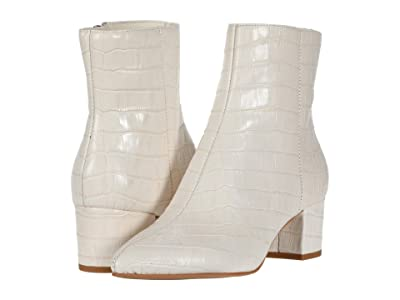 Dolce Vita Bel (Ivory Croco Print Leather) Women