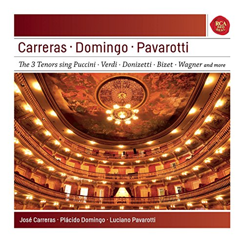 Pavarotti-Domingo-Carreras:The Best Of The 3 Tenors