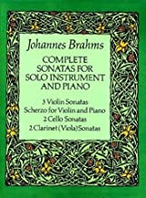 Complete Sonatas for Solo Instrument and Piano (Viola Sonatas)