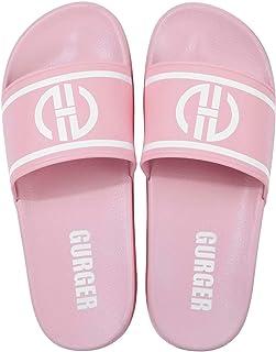 GURGER Claquettes Femme Chaussures de Plage & Piscine