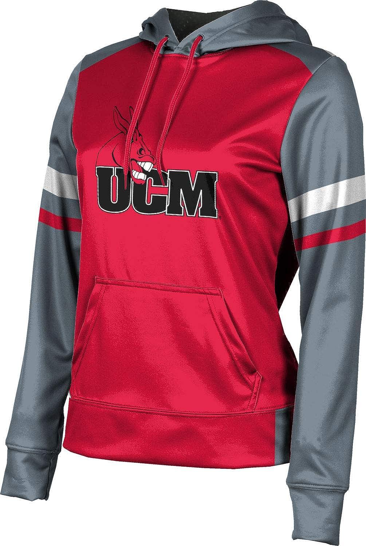 ProSphere University of Central Missouri Girls' Pullover Hoodie, School Spirit Sweatshirt (Old School)