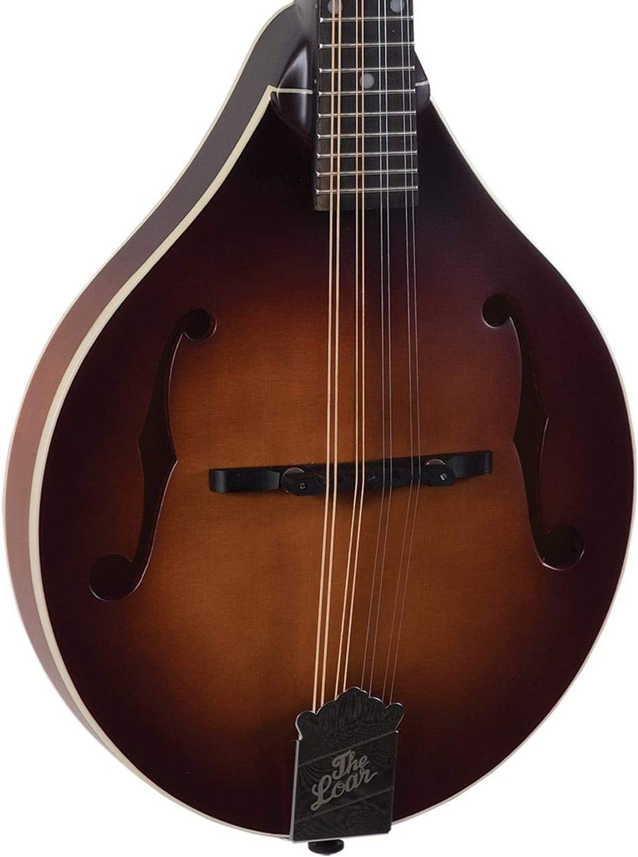 The Loar LM-110-BRB Honey A-Style Creek Houston Mall Mandolin Attention brand