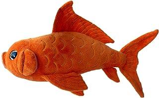 "Adore 16"" Bubbles The Goldfish Stuffed Animal Plush Toy"