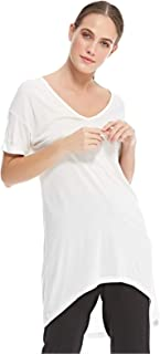 Stradivarius T-Shirts For Women, White M