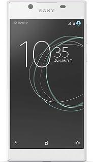 """Sony Xperia L1 G3313-16GB 5.5"""" LTE QuadCore Factory Unlocked Smartphone, White"""