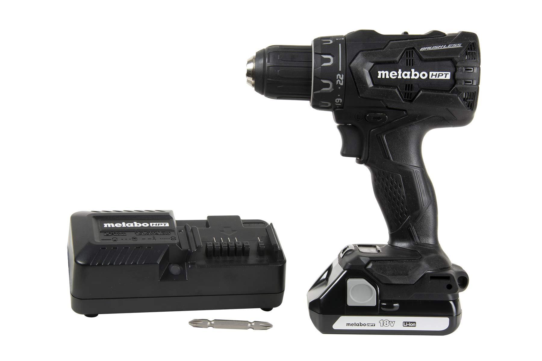 Metabo HPT Cordless Brushless DS18DBFL2QB