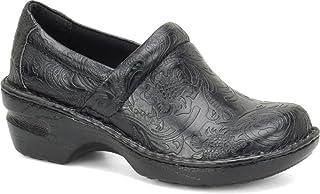 b.o.c. Women Peggy Tooled Leather Clogs