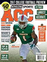 Athlon Sports 2017 College Football ACC Miami Hurricanes Preview Magazine