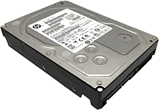 HP/Hitachi Ultrastar 7K3000 HUA723020ALA640 (MB2000EBUCF) 2TB 7200RPM 64MB Cache SATA 3.0Gb/s 3.5 inch Internal Hard Drive (Enterprise Grade) (Renewed)