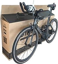 Caja de Cartón para Bicicletas - Tamaño 1440 x 255 x 940 mm - Canal Doble Alta Calidad y Resistente - Transporte, Mudanza y Envíos - Fabricadas en España - Cajeando