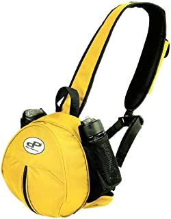 Dare-Point Ball Bag - Sports Backpack for Single Basketball, Football, Vollyball, Soccer Ball with Adjustable Shoulder Strap for All Ages