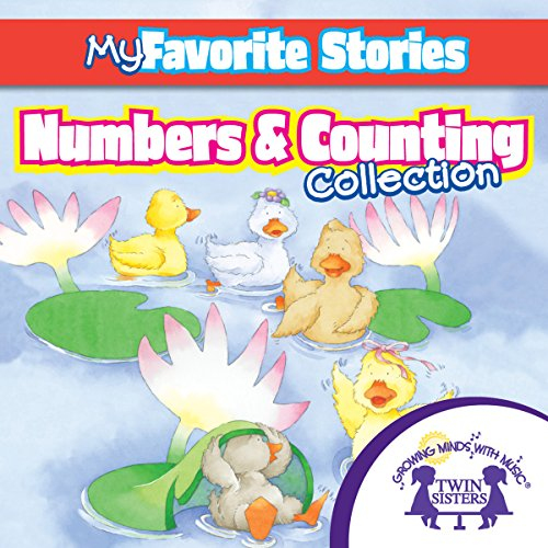 Couverture de Kids Favorite Stories: Numbers & Counting Collection