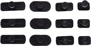 FAVOMOTO 12Pcs Car Dent Puxando Guias Profissionais Ferramentas de Reparação Paintless Dent Extrator Tabs