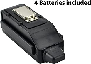 LandAirSea Magnetic Wireless Pocket-Sized Tracking Key Gps System with Four FREE Batteries