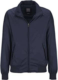 Geox Men's Jacket M7220x-Night, Night, 46