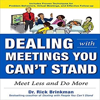 Dealing with Meetings You Can't Stand cover art