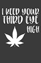 I Keep Your Third Eye High: Lined Journal: The Thoughtful Gift Card Alternative