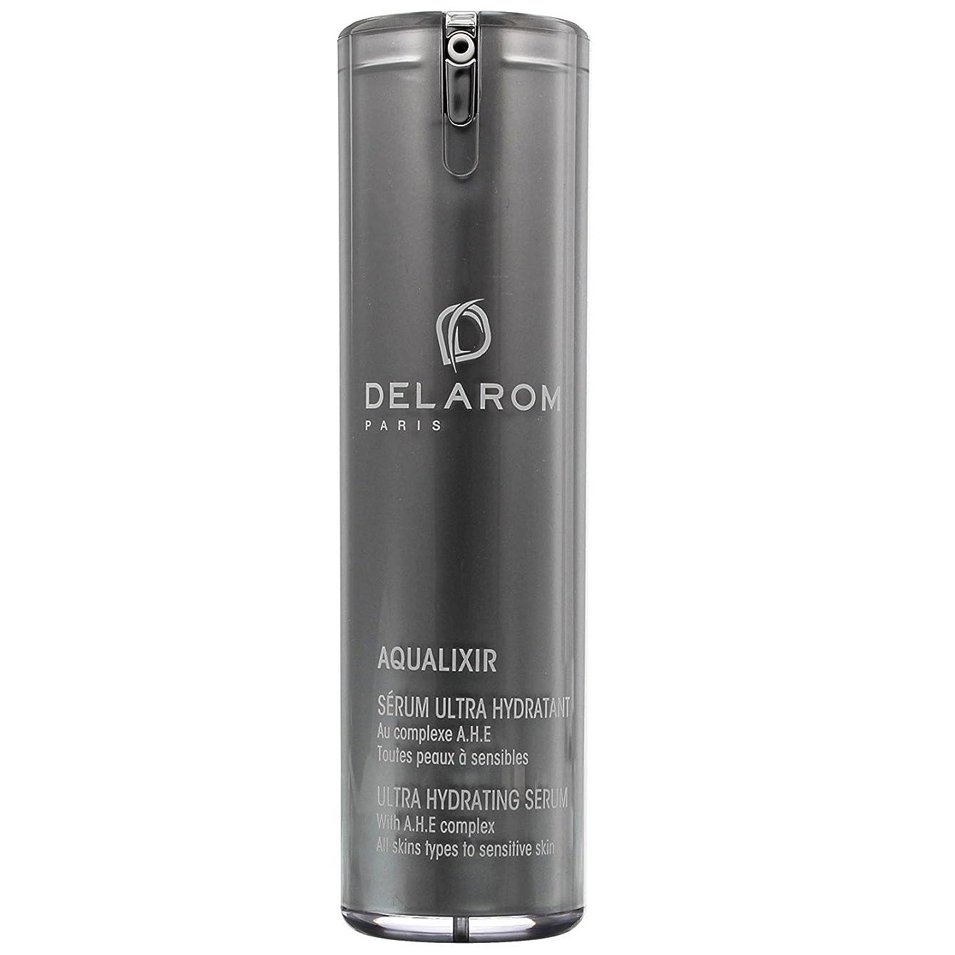 公爵夫人クラシック日DELAROM Aqualixir Ultra Hydrating Serum - For All Skin Types to Sensitive Skin 30ml/1oz並行輸入品
