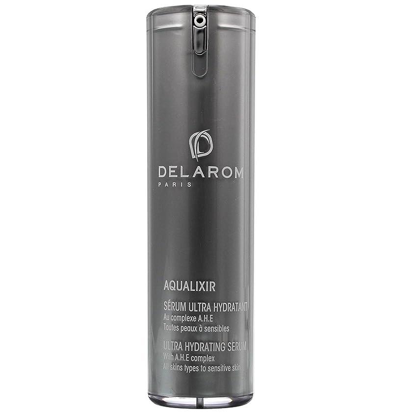 カイウスケーブルカー素朴なDELAROM Aqualixir Ultra Hydrating Serum - For All Skin Types to Sensitive Skin 30ml/1oz並行輸入品