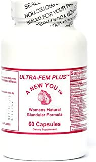 Ultra Fem Plus Feminizing Supplement Pills for Crossdressing, Transgender and Trans-Women