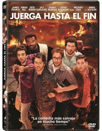 Juerga Hasta El Fin (Import Dvd) (2014) James Franco; Jonah Hill; Seth Rogen;