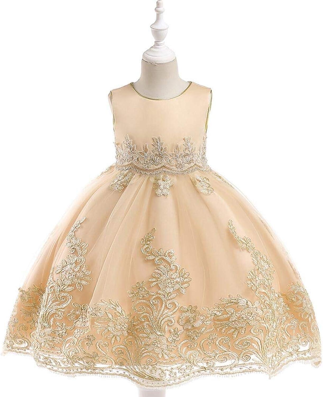 ZYLL Prinzessin Kleid Blaumenmädchen Petticoat Cosplay für