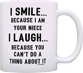 Aunt Gifts Aunt I am Your Niece You Can't Do a About It Aunt Aunt Coffee Mug Aunt Coffee Cup Aunt Gift Coffee Mug Tea Cup ...