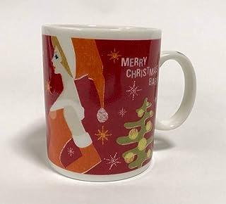 STARBUCKS スターバックス 2002年 クリスマス マグカップ