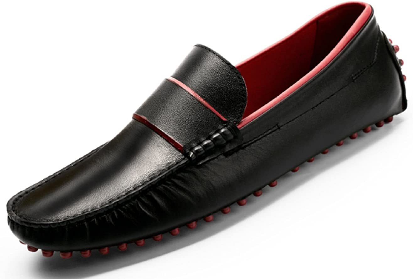 Ranking TOP13 Men's Genuine Leather Moccasin Comfort Shoes Ranking TOP5 Slip-on Loa Driving