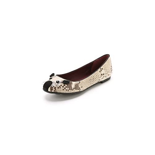 dff306e447f4 Marc by Marc Jacobs Women's Constructed Mouse Flats