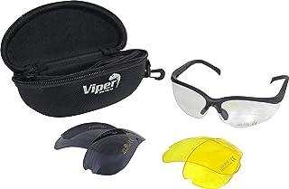 44a4e38fe1 Viper Tactical gafas de misión. Ideal para Airsoft, tiro, caza y pesca
