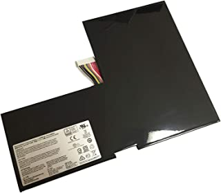 GreatCell 11.4V 52.89Wh 4640mAh 6cell BTY-M6F MS-16H2 Batería del Ordenador Portátil Compatible con MSI 16H2 GS60 PX60 GS60 2PC 2PE 2PL 2QC 2QD 2QE 6QC 6QE GS60 2pc-003 6QC-257XCN