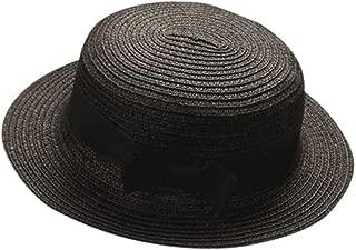 Trushop Unisex Negro Blanco Tablero de ajedrez Sombrero para el Sol Sombrero de Pescador para Hombres Mujeres protecci/ón UV Empacable al Aire Libre Senderismo Pesca Caza Viaje Cubo Playa Lavado gorr