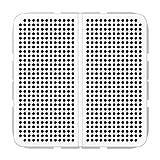 Jung - Módulo audio sistema in-home videoportero serie cd blanco alpino