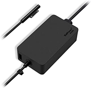 Surface Pro Charger, BatPower Power Adapter Surface Pro 3 4 5 6 7 Surface Laptop Surface Go Surface Pro Charger for Microsoft Surface Pro Power Supply Ac Adapter 36W 1625 with 6.6ft Surface Power Cord