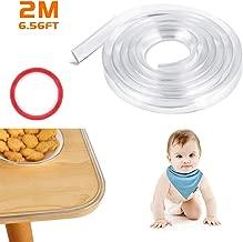 2 m Blue per Bambini paracolpi angolari Protezione di Sicurezza dei Bambini Striscia paraurti a Forma di U shyymaoyi