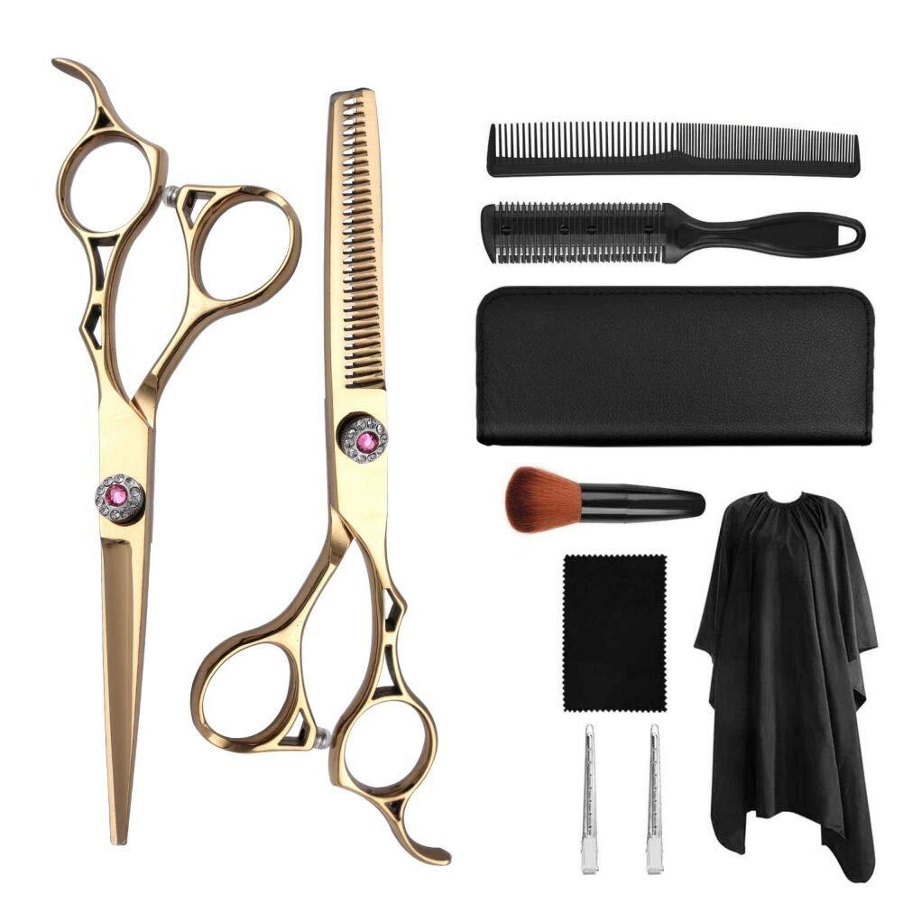 YK SCISSORS Professional Hair Scissors Cutting K Bombing free shipping Barber Genuine Free Shipping
