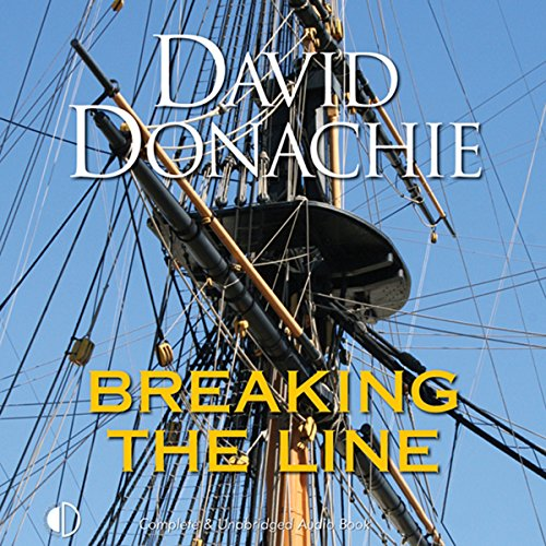 Breaking the Line audiobook cover art