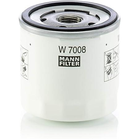 Original Mann Filter Ölfilter W 7008 Für Pkw Und Nutzfahrzeuge Auto