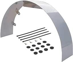 universal radiator shroud