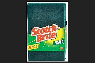 6 x 8pk Scotch Brite Scour Pad (48 Total)