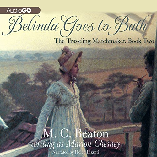 Belinda Goes to Bath audiobook cover art