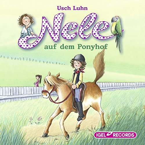 Nele auf dem Ponyhof Titelbild